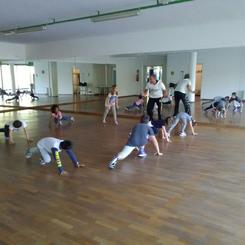 capoeira bambini pavia